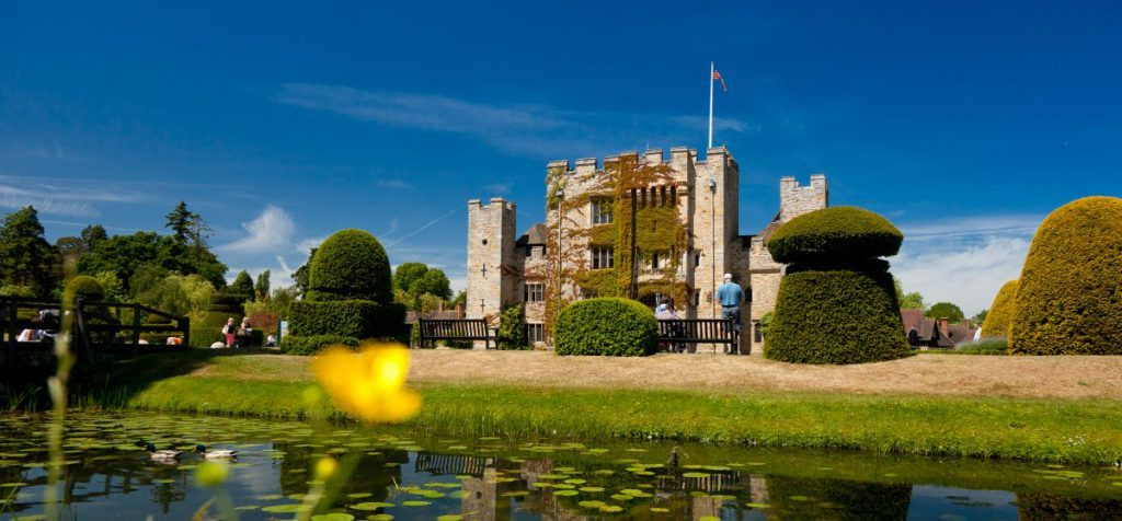 Hever-Castle-with-car-service-london-tours